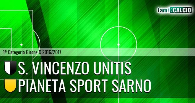 S. Vincenzo Unitis - Pianeta Sport Sarno