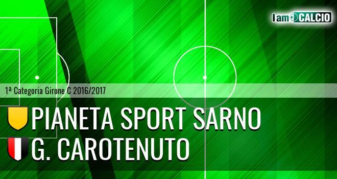 Pianeta Sport Sarno - G. Carotenuto