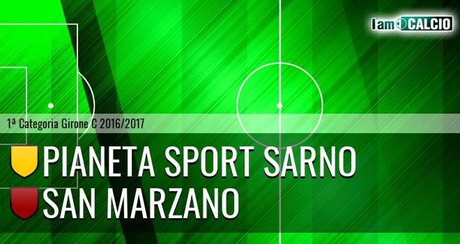 Pianeta Sport Sarno - San Marzano