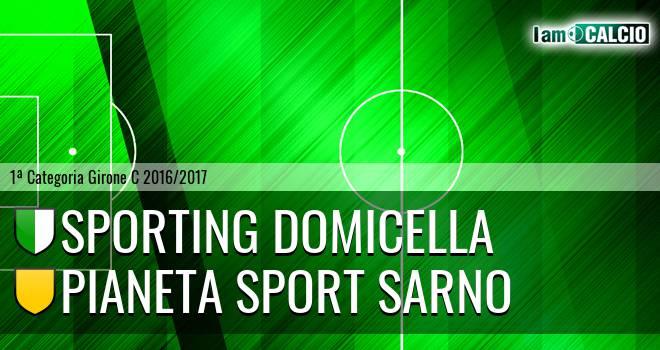 Sporting Domicella - Pianeta Sport Sarno