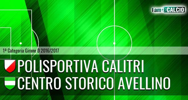 Polisportiva Calitri - Centro Storico Avellino