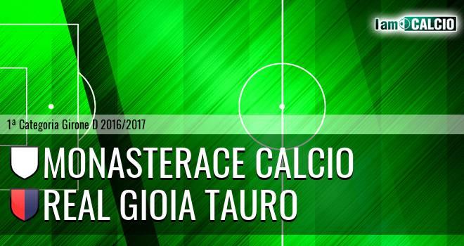 Monasterace Calcio - Real Gioia Tauro