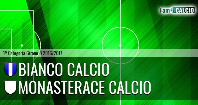 Bianco - Monasterace Calcio