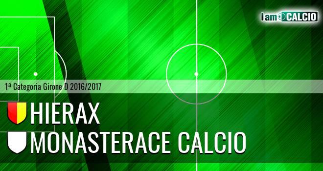 Hierax - Monasterace Calcio