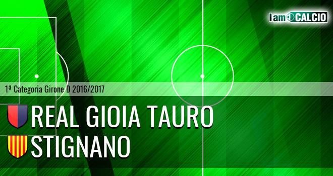 Real Gioia Tauro - Stignano