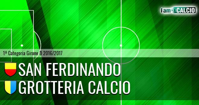San Ferdinando - Grotteria Calcio