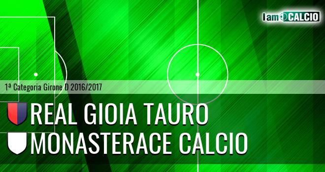 Real Gioia Tauro - Monasterace Calcio