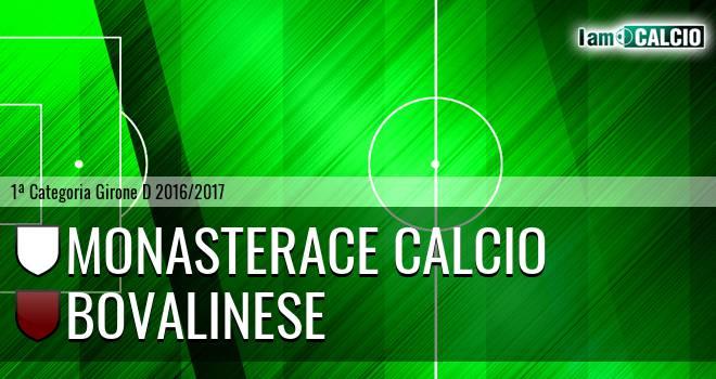 Monasterace Calcio - Bovalinese