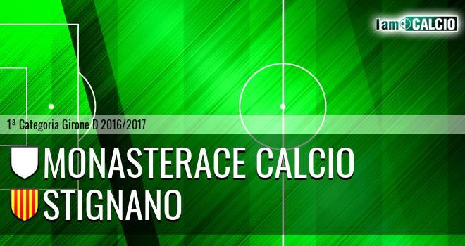 Monasterace Calcio - Stignano
