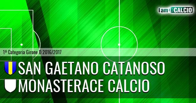 San Gaetano Catanoso - Monasterace Calcio