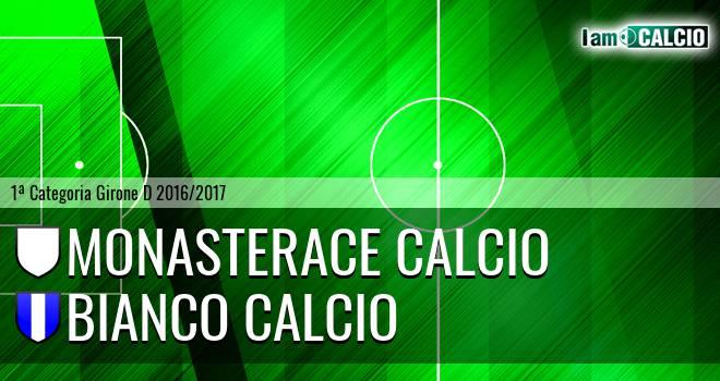 Monasterace Calcio - Bianco