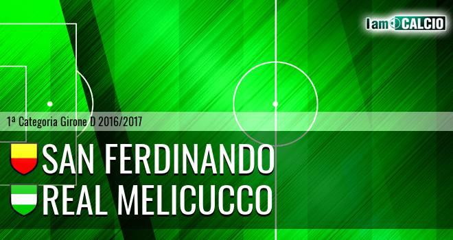San Ferdinando - Melicucco Calcio