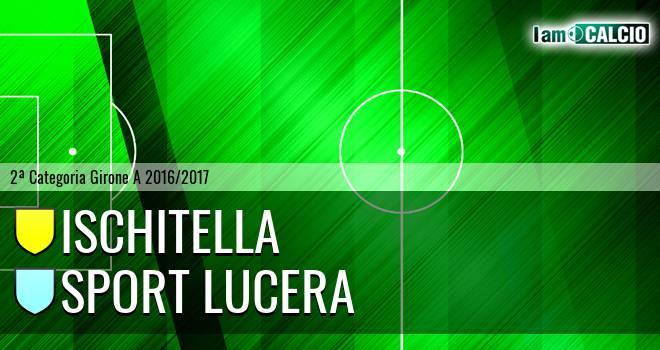 Ischitella - Sport Lucera