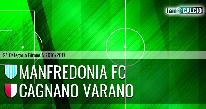 Manfredonia FC - Atletico Cagnano