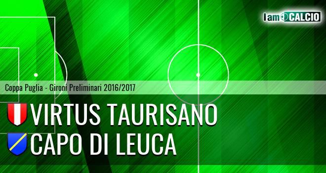 Virtus Taurisano - Capo di Leuca