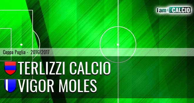Terlizzi Calcio - Vigor Moles