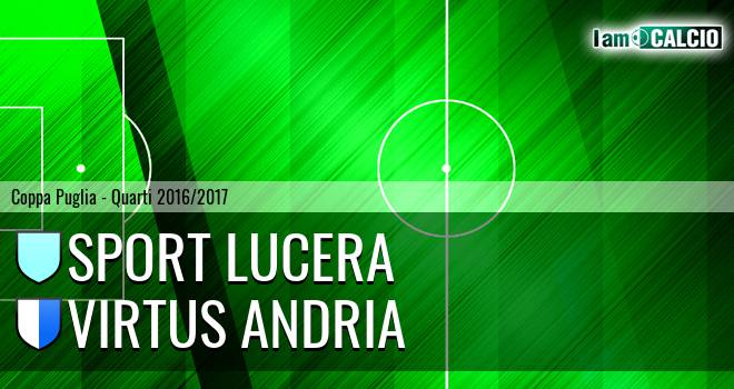 Sport Lucera - Virtus Andria