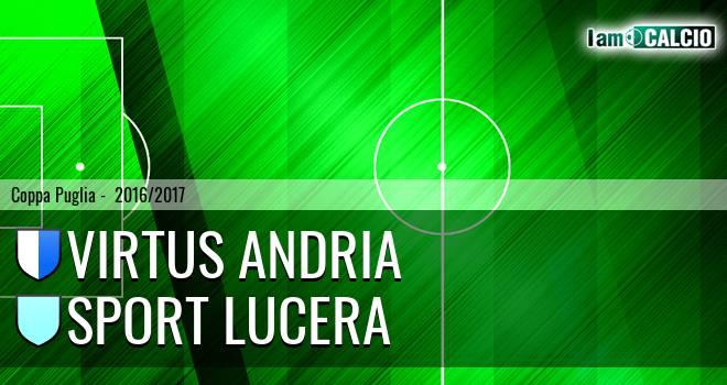 Virtus Andria - Sport Lucera