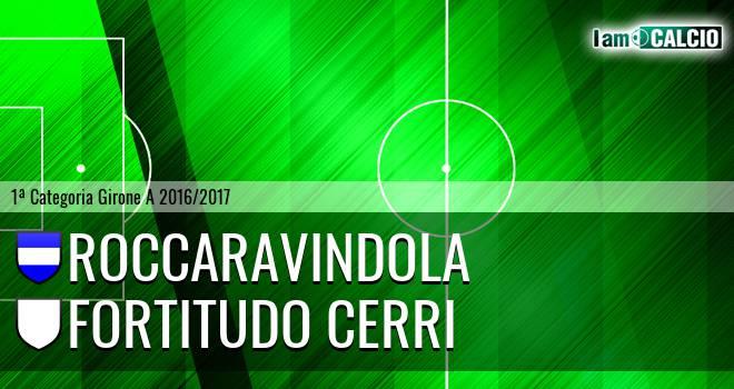 Roccaravindola - Fortitudo Cerri