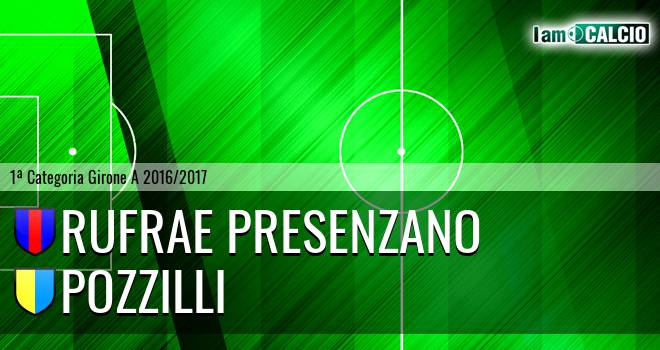 Rufrae Presenzano - Pozzilli