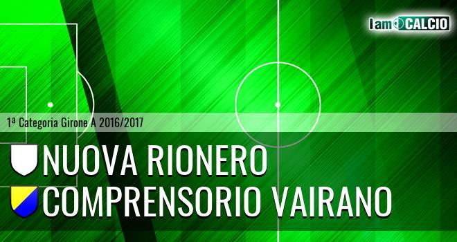 Nuova Rionero - Comprensorio Vairano