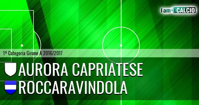 Aurora Capriatese - Roccaravindola