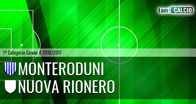 Monteroduni - Nuova Rionero