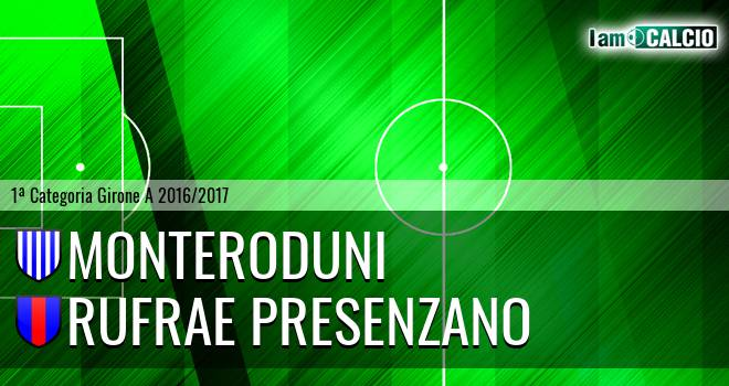 Monteroduni - Rufrae Presenzano