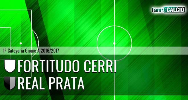 Fortitudo Cerri - Real Prata