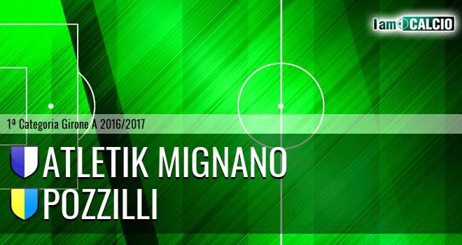 Atletik Mignano - Pozzilli