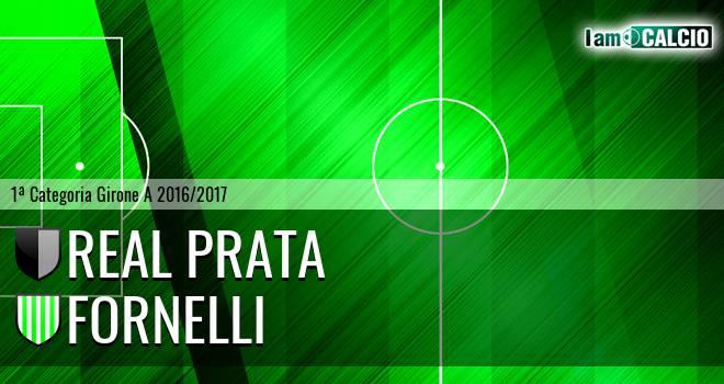 Real Prata - Fornelli