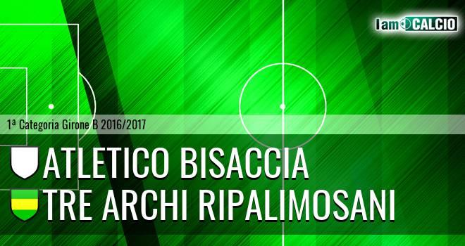 Atletico Bisaccia - Tre Archi Ripalimosani