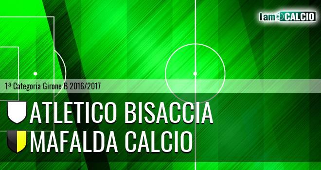 Atletico Bisaccia - Mafalda Calcio