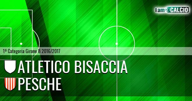 Atletico Bisaccia - Pesche