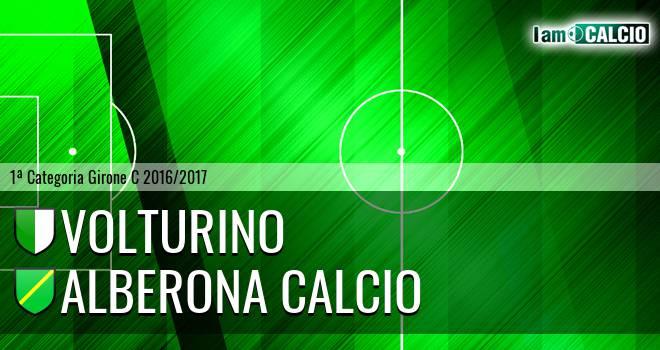 Volturino - Alberona Calcio
