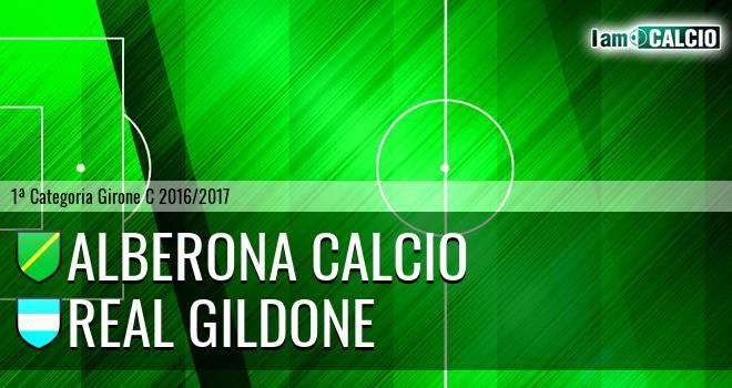 Alberona Calcio - Real Gildone