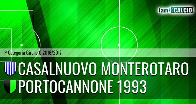 Casalnuovo Monterotaro - Portocannone 1993