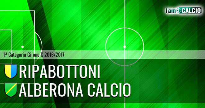 Ripabottoni - Alberona Calcio
