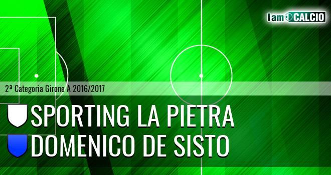 Sporting La Pietra - Domenico De Sisto