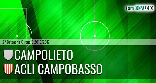 Campolieto - Acli Cb e Campodipietra