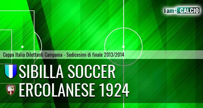 Sibilla Soccer - Granata Ercolanese