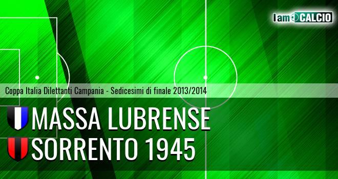 Massa Lubrense - Sorrento 1945