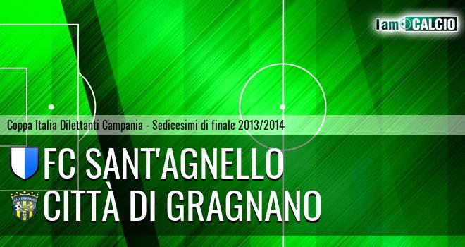 FC Sant'Agnello - Città di Gragnano