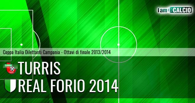 Turris - Real Forio 2014