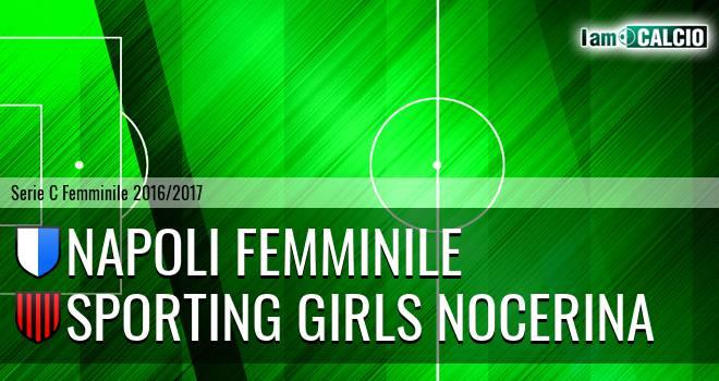 Napoli Femminile - Fortitudo Nocerina Cf