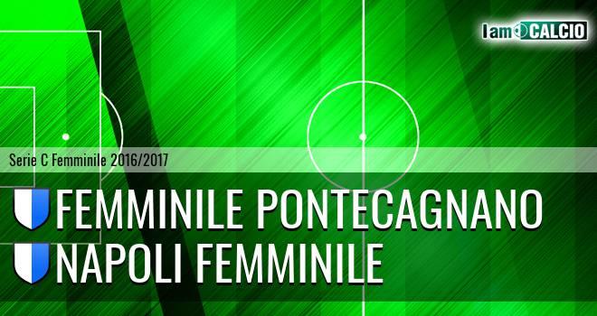 Femminile Pontecagnano - Napoli Femminile