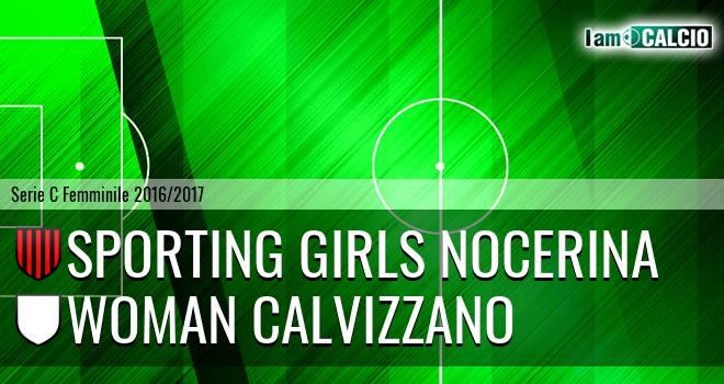 Fortitudo Nocerina Cf - Woman Calvizzano