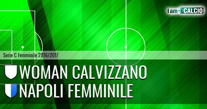 Woman Calvizzano - Napoli Femminile