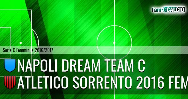 N. D. T. - Atletico Sorrento 2016 Fem.