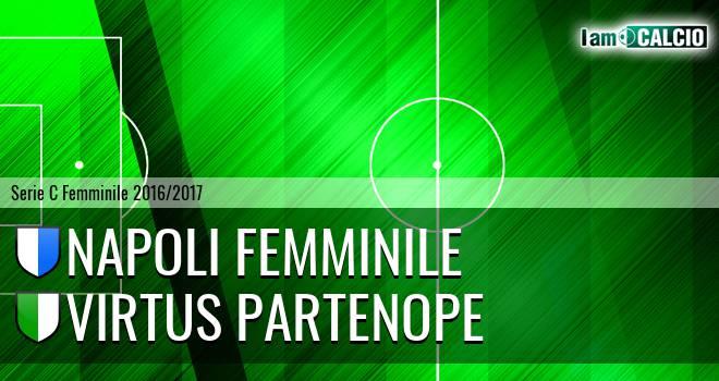 Napoli Femminile - Virtus Partenope